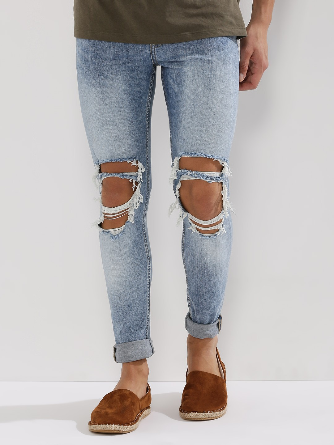 Jeans for Men - Online Mens Jeans Shopping in India at Koovs