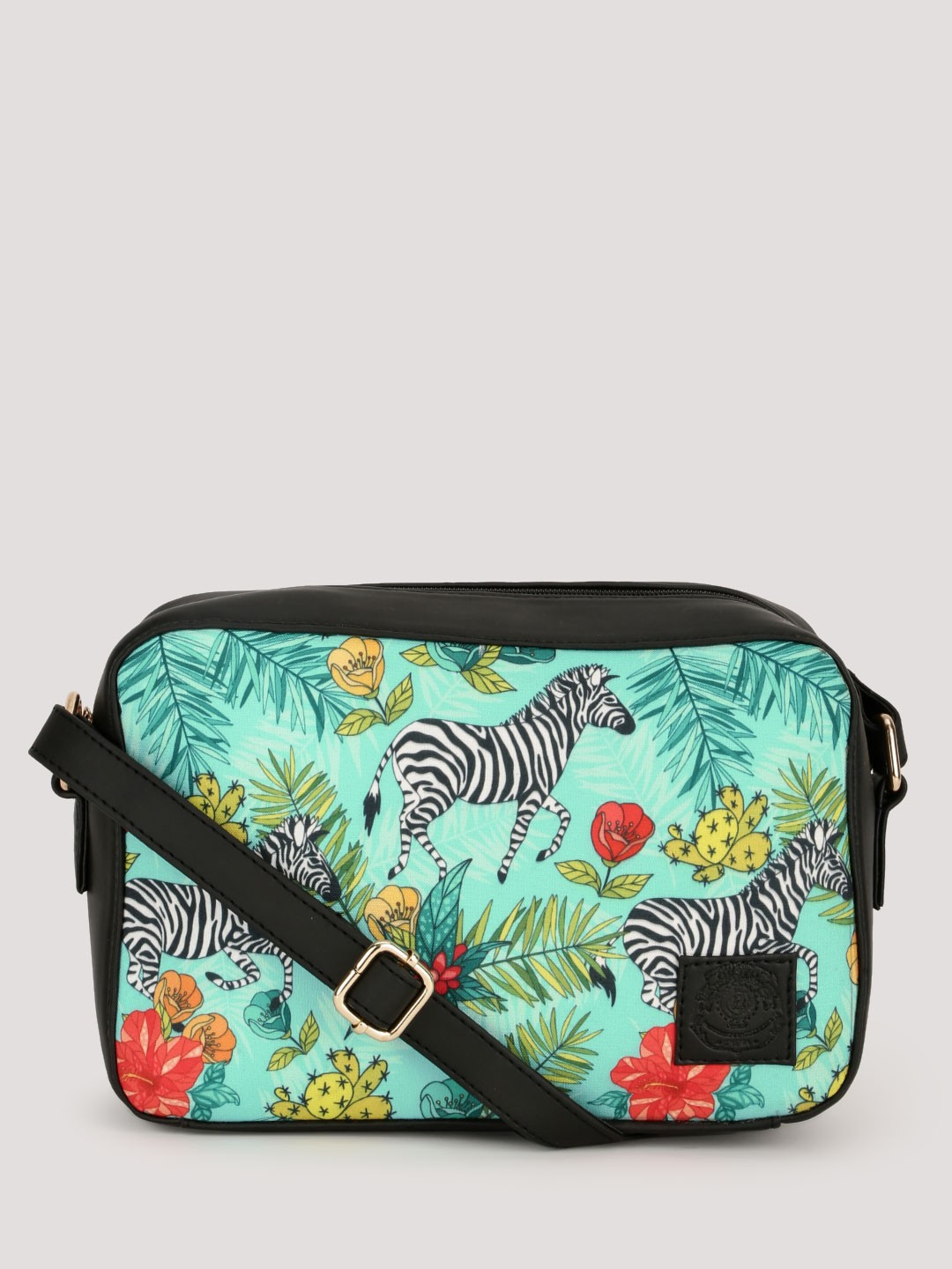 Buy GUSTO Printed Sling Bag For Women - Women's Sling Bags Online ...