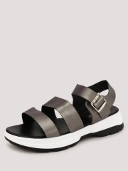 MY FOOT COUTURE  Triple Strap Sports Sandals
