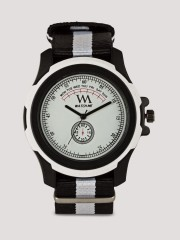 WATCH ME Nato Analog Watch With Additional Strap