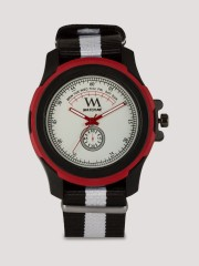 WATCH ME Nato Analog Watch With Additional Strap - 95303