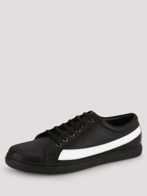 GRIFFIN  Sneakers With Contrast Side Panel
