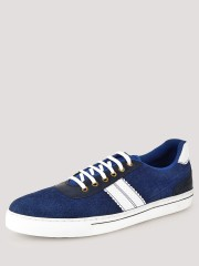 HECKLER  Sneakers With Contrast Panel