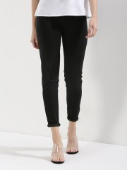 SBUYS  High Waist Cropped Jeggings