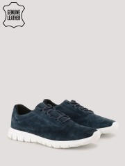 THE OF CUTS  Sneakers With Chunky Sole In Suede