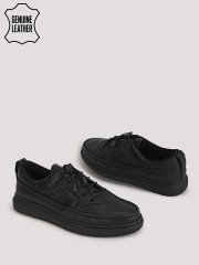 THE OF CUTS  Leather Casual Sneakers