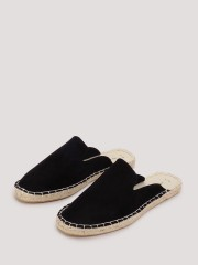 NEW LOOK  Espadrille Style Mule Shoes