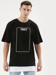 GARCON  Layered Slogan T-Shirt In Boxy Fit