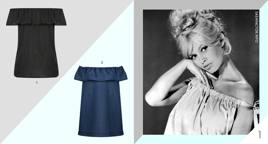 Koovs Collection Inspired by Brigitte Bardot | Koovs Style Spy